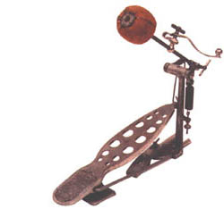 ludwig wood bass drum beater