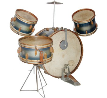 "WFL ""Victorious"" Drumset"