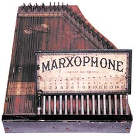 The Marxophone and Yang Chin