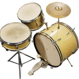 E.W. Kent, No. 1500 Drum Outfit