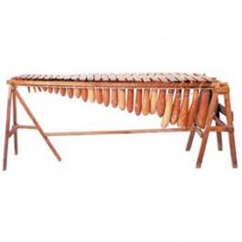 Marimba con Tecomates