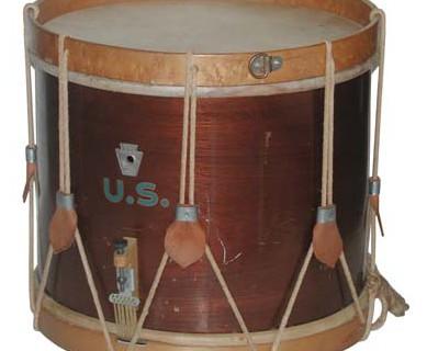 WFL Rope-Tensioned Field Drum