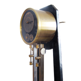 Max Kohl Tuning Fork Clock