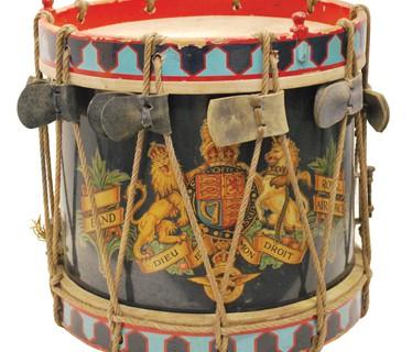 Royal Air-Force Parade Drum