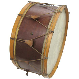 Wurlitzer Bass Drum, Model No.1460