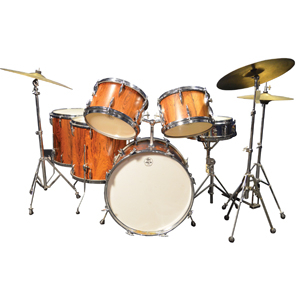 "Paul Guerrero's Sonor ""New York"" Drumkit"