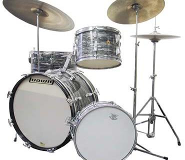 Bob Tilles' Ludwig Drumset