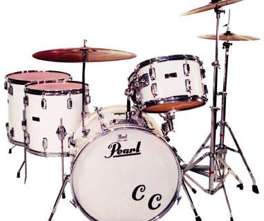 Cozy Cole's Drumset